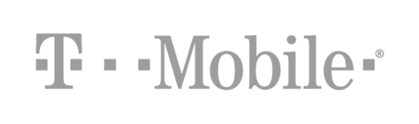 logo t mobile gray