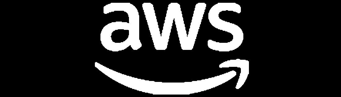 AWS logo white 0
