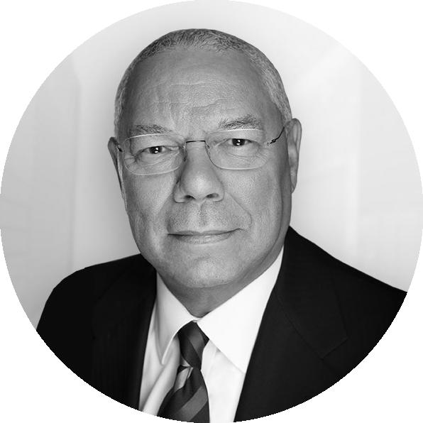 Colin Powell Oktane20 Keynote Speaker