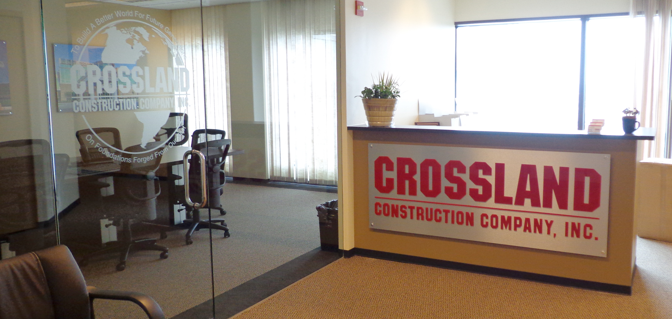 Crossland Construction | Okta