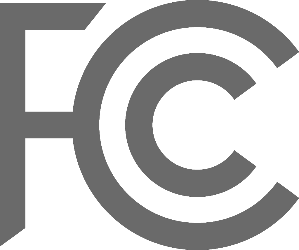 FCC logo gray