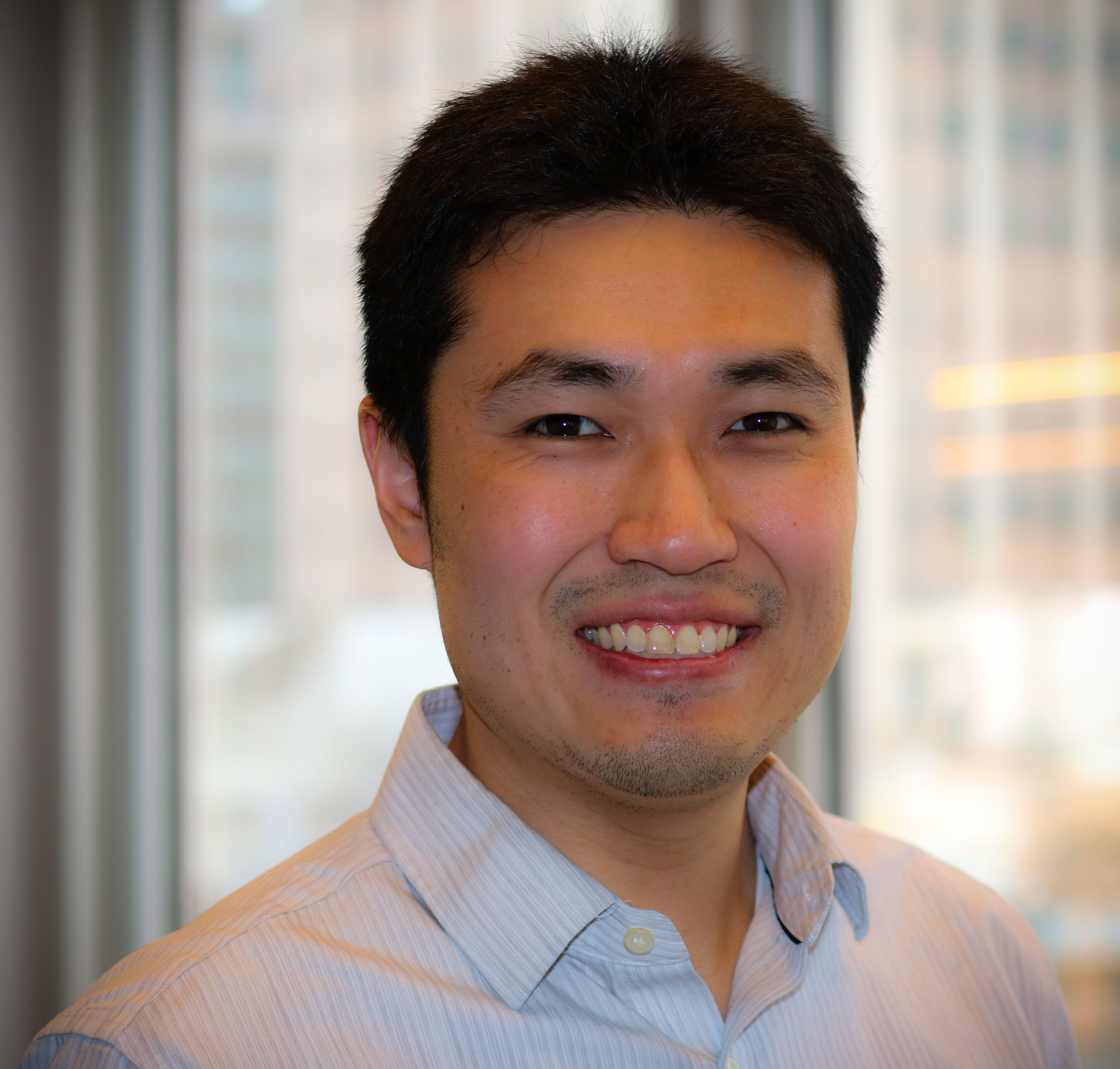 James Fang, Director of Product Marketing, Headshot