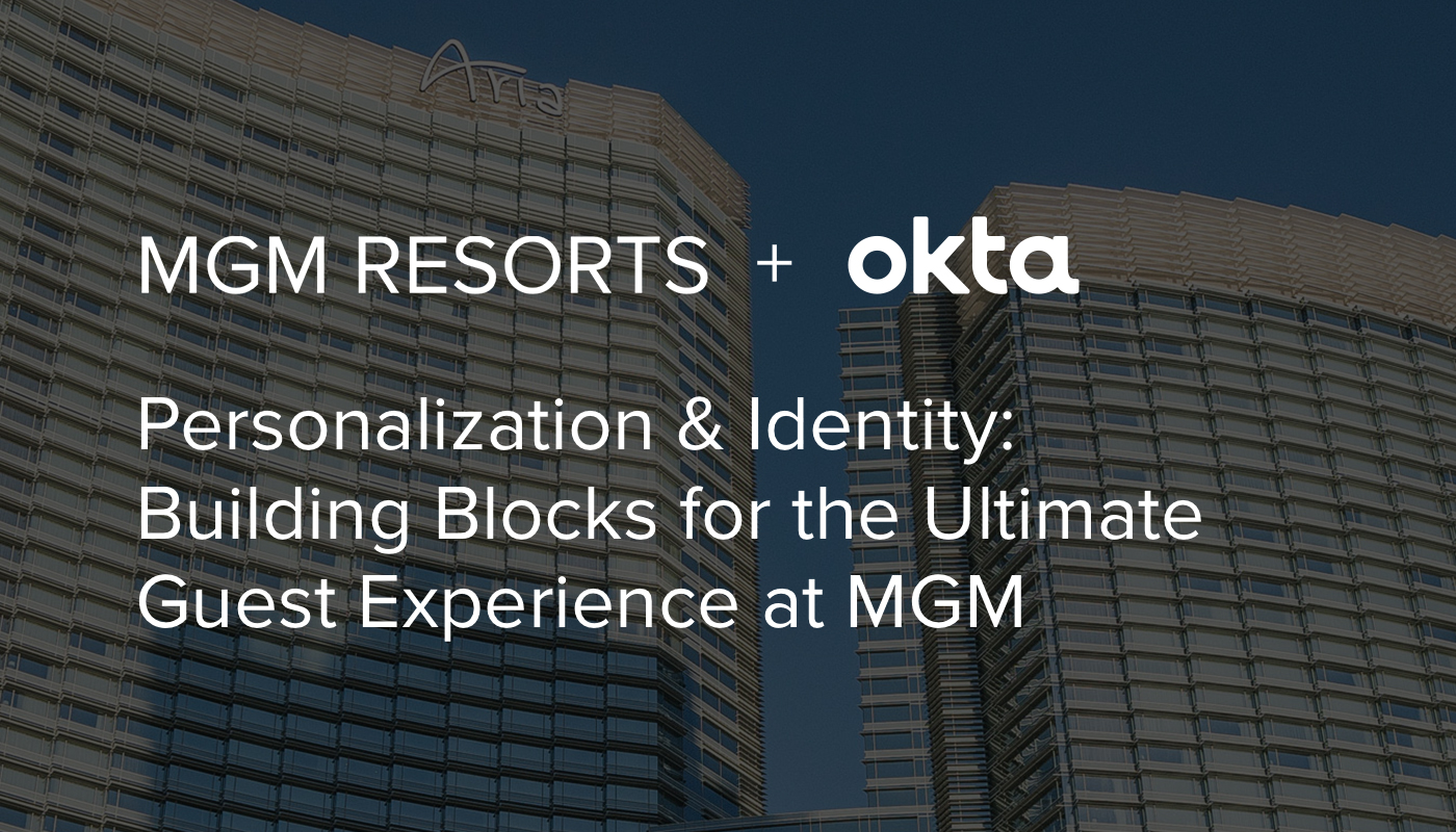 mgm resorts international | okta