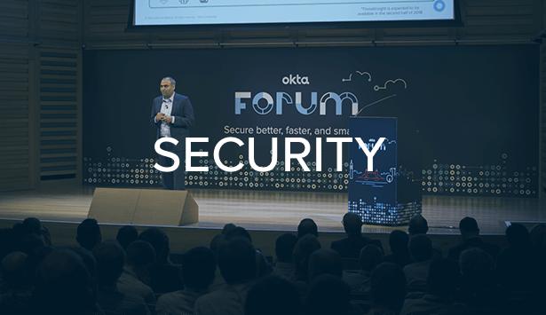 Okta Forum London Security Thumbnail