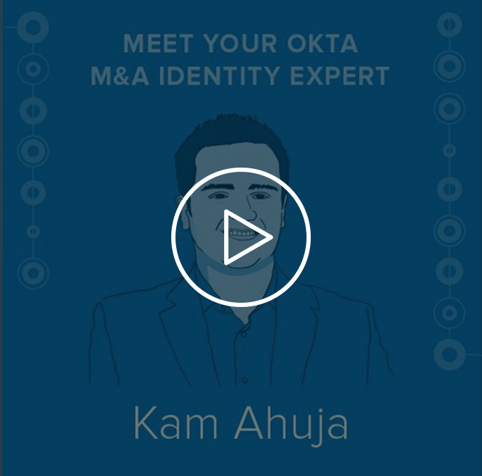 Okta Meet the Experts Podcast Kam Ahuja Promo