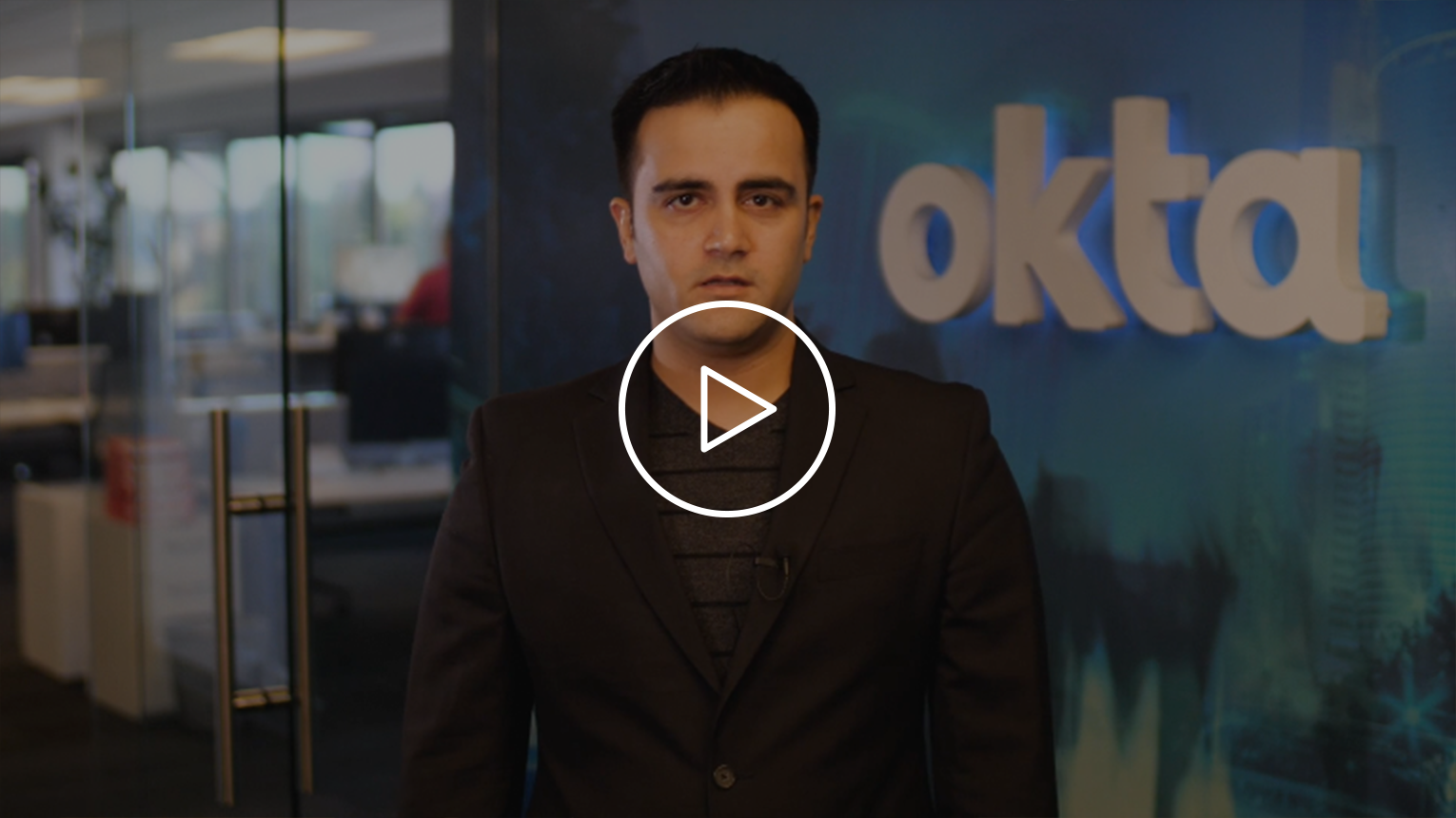 Okta Meet the Experts Video Kam Ahuja Promo