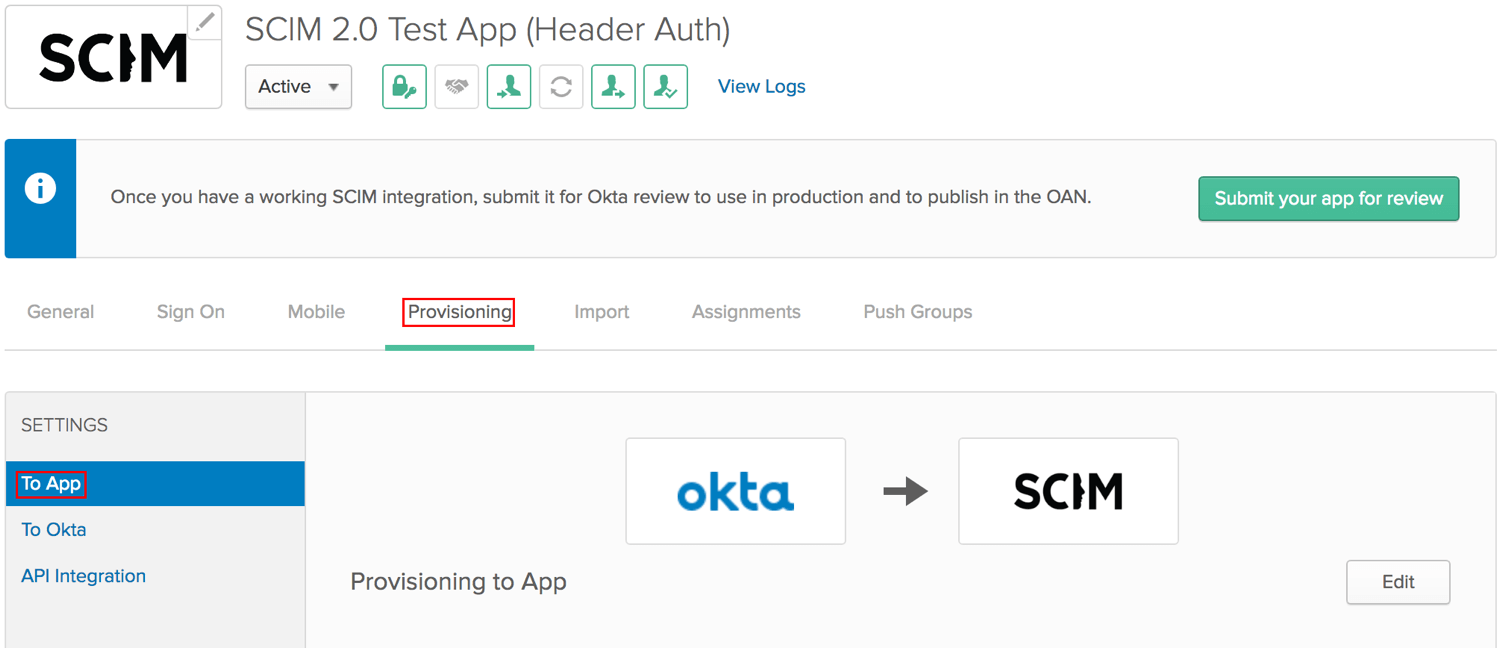 SCIM: Provisioning with Okta's Lifecycle Management | Okta