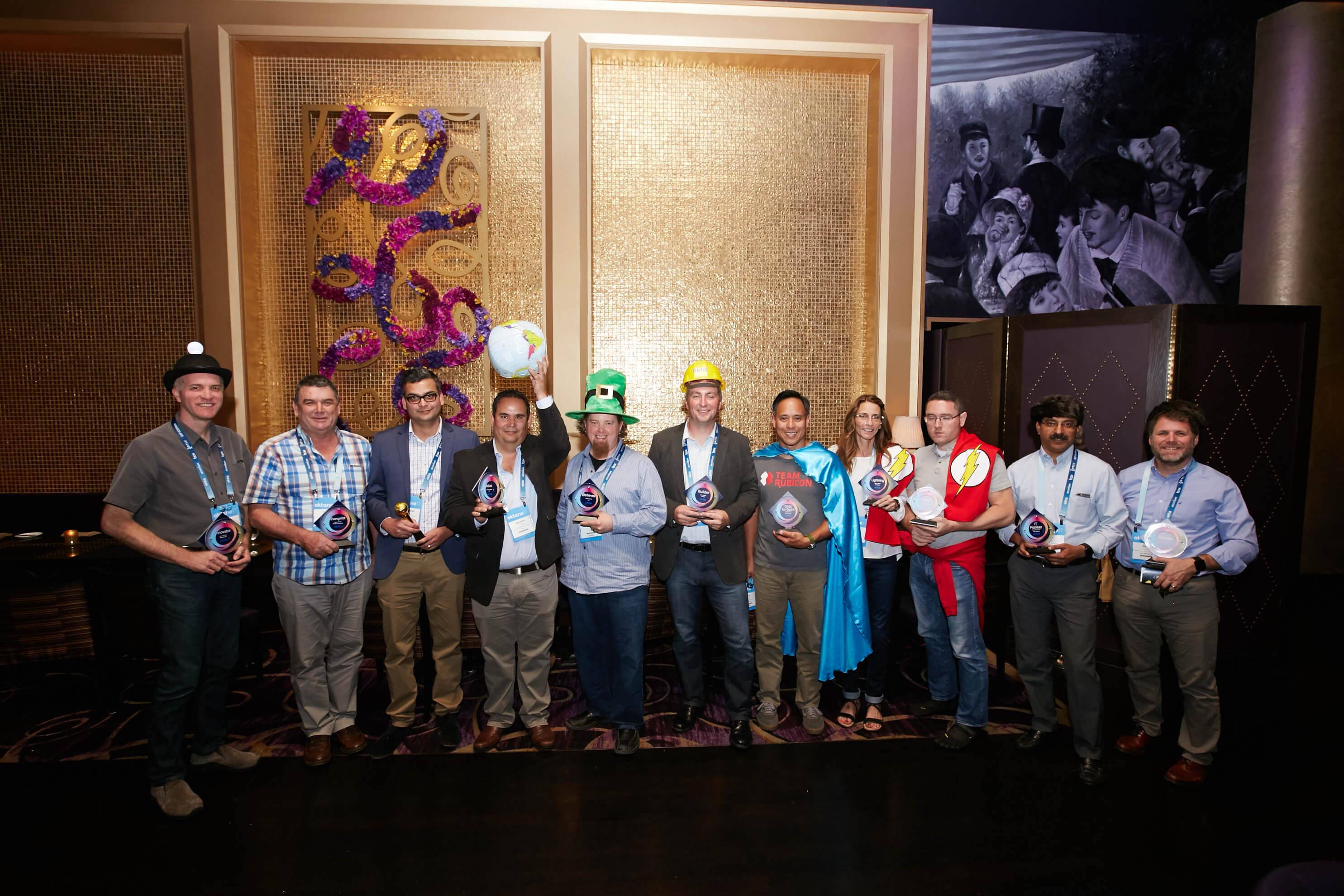 Oktane17 AwardWinners