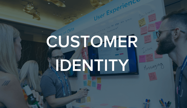 Oktane18 sessions Customer Identity