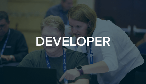 Oktane18 sessions Developer
