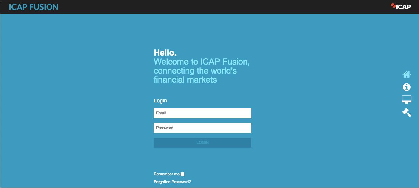 TPICAP login