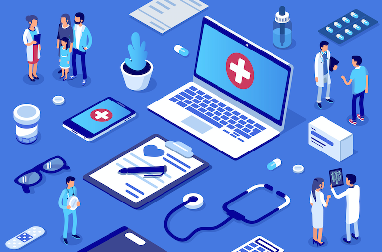 Driving Digital Transformation In Uk Healthcare And Pharma