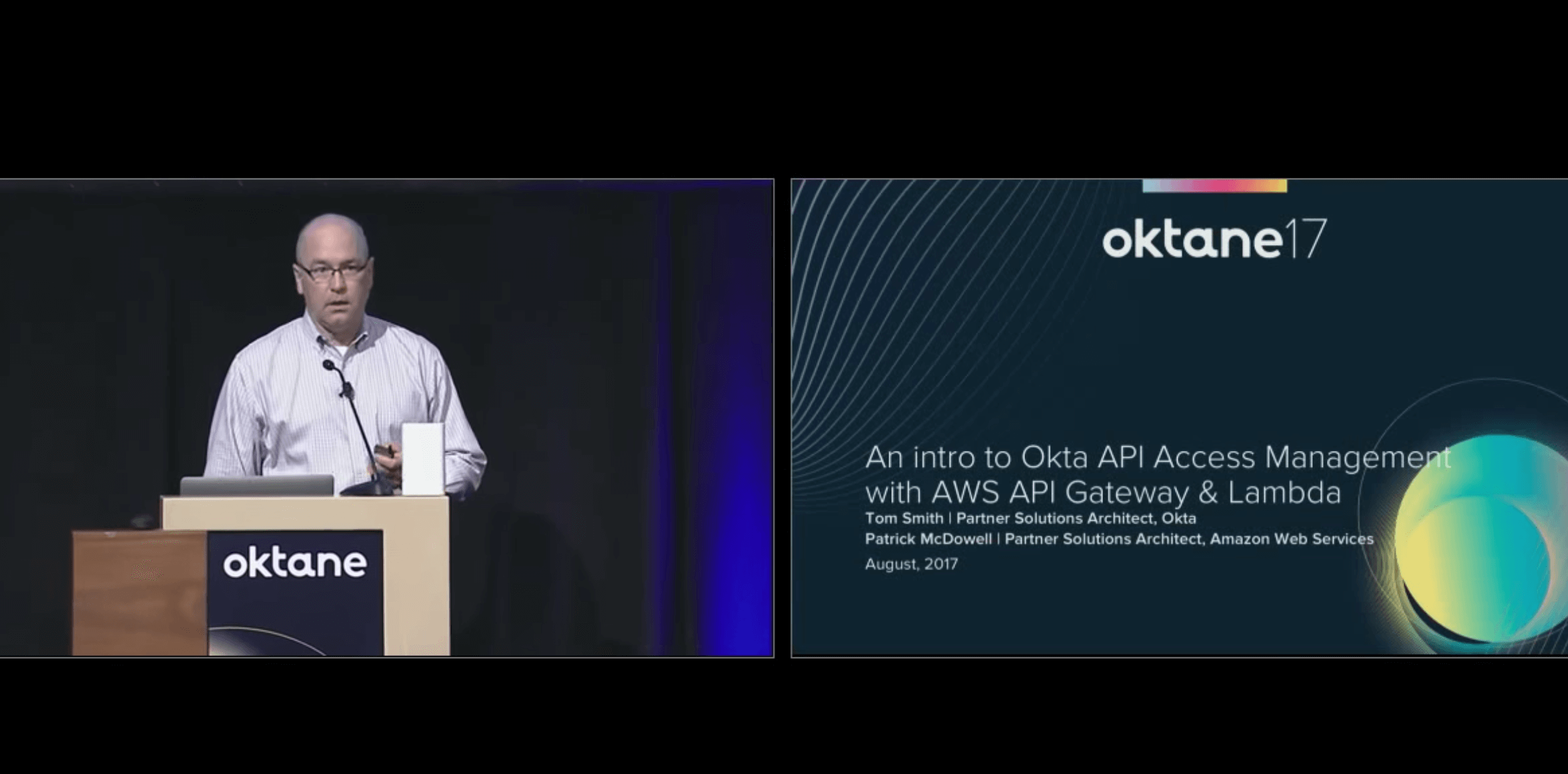 Intro to Okta API Access Management with AWS API Gateway + Lambda   Okta