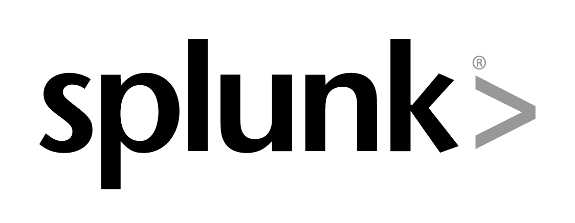 logo splunk white high