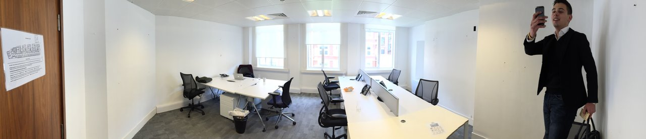 Okta's First UK Office