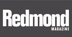 Redmond Magazine header