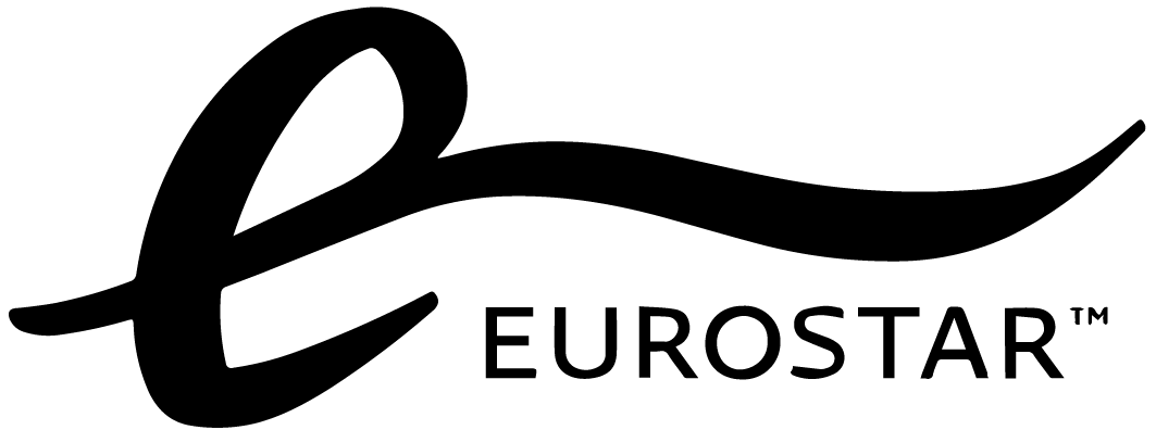 Eurostar Logo black