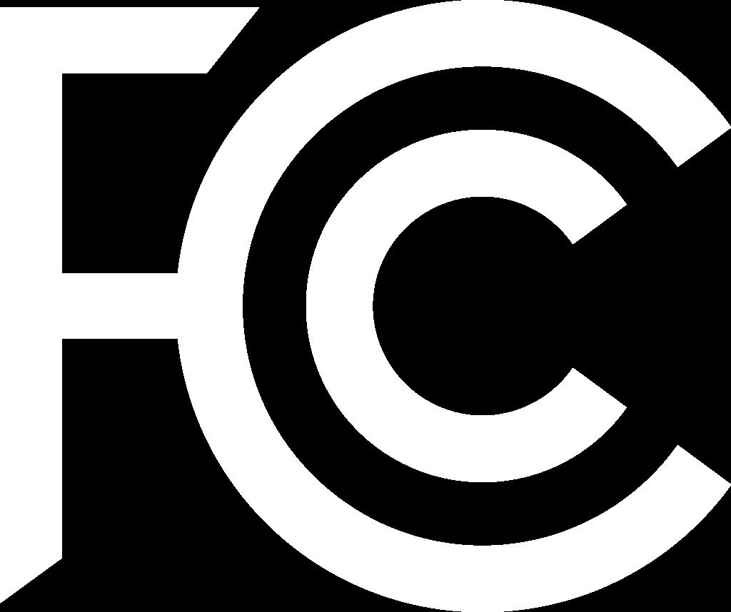 FCC logo white