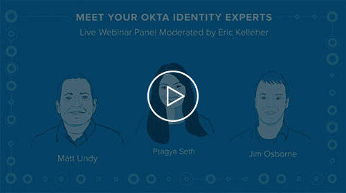 Okta Experts Video Panel thumb
