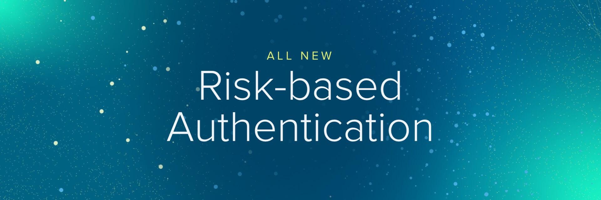 Okta Risk based Authentication blog post