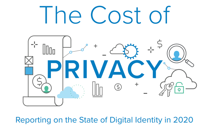 Reporting on the State of Digital Identity in 2020.