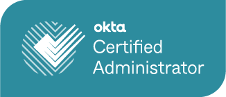 Okta Certified Administrator.