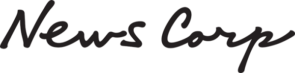 news corp logo black