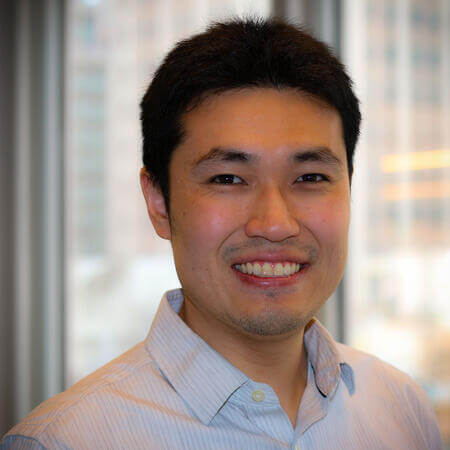 James Fang, Director of Product Marketing, Headshot