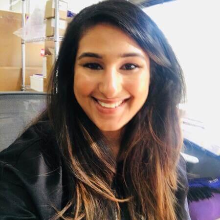 Amber Javaid, Campaign Manager, Okta