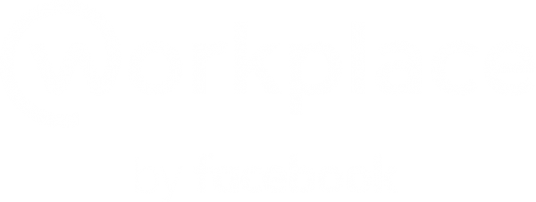 workplace by facebook white